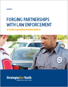 Cover of Forging Partnerships Report